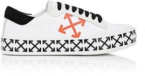 Off-White Women's Arrow-Print Canvas Sneakers