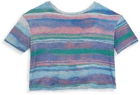 Joe's Jeans Girl's Stripe Box Tee