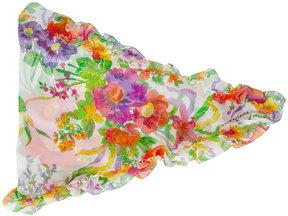 Balenciaga Losange bonnet headscarf