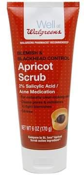 Walgreens Blackhead Facial Scrub Apricot