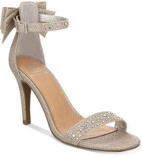 Material Girl Beverly Bow Dress Sandals, Created for Macy's Women's Shoes