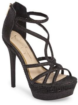 Jessica Simpson Women's Rozmari Platform Sandal