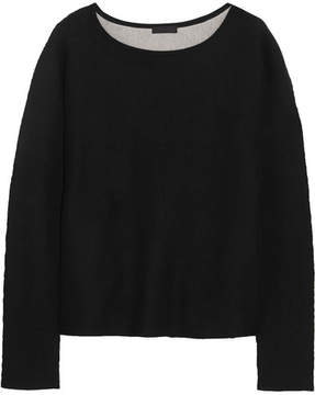 ATM Anthony Thomas Melillo Cotton-blend Sweater - Black