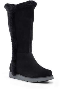 Lands' End Lands'end Women's Plush Tall Boots