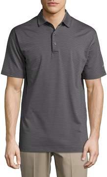 Callaway Men's Striped Opti-Dri Golf Polo