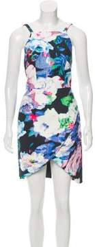 Finders Keepers Printed Mini Dress w/ Tags