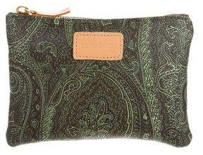 Etro Paisley Cosmetic Bag
