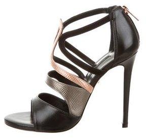 Ruthie Davis Kiernan Leather Sandals w/ Tags