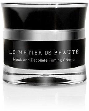 LeMetier de Beaute Le Metier de Beaute Neck and Decollete Firming Creme