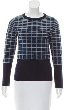 Creatures of the Wind Wool Jacquard Sweater