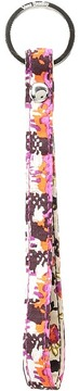 Vera Bradley Iconic In The Loop Keychain Wallet - FALLING FLOWERS - STYLE