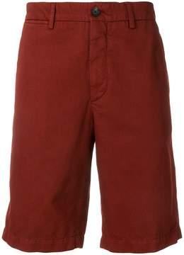 Ermenegildo Zegna knee-length fitted shorts