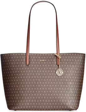 DKNY Bryant Large Signature Tote, Created for Macy's