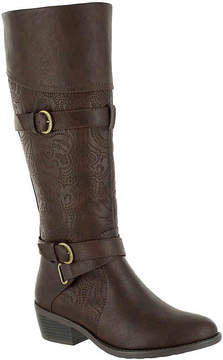 Easy Street Shoes Women's Kelsa Wide Calf Riding Boot