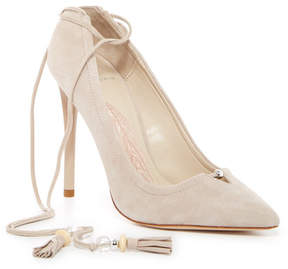 Brian Atwood Hanna Ankle Tied Pump
