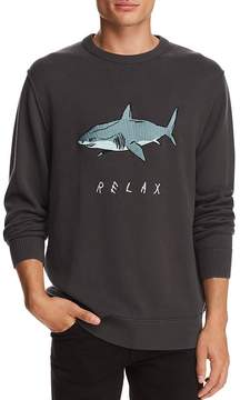 Barney Cools Relax Shark Knit Crewneck Sweater - 100% Exclusive