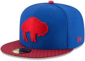 New Era Boys' Buffalo Bills Sideline 59FIFTY Fitted Cap