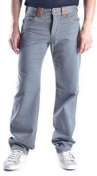 Ermanno Scervino Men's Green Cotton Pants.