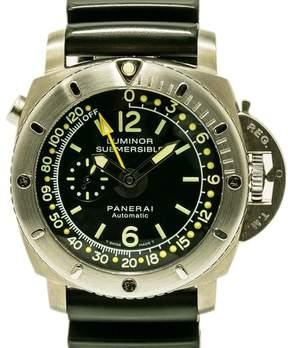Panerai Regatta PAM193 Titanium / Rubber Automatic 47mm Mens Watch
