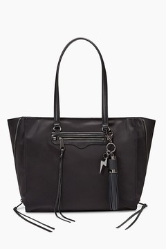 Rebecca Minkoff Always On Side Zip Bag Regan Tote With Charge - ONE COLOR - STYLE