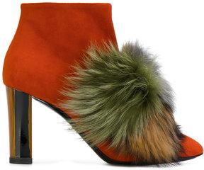 Pollini Tronchetto boots