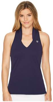 Eleven Paris by Venus Williams Pique Collection Topnotch Tank Top Women's Sleeveless