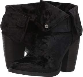 Sbicca Velveteen Women's Pull-on Boots