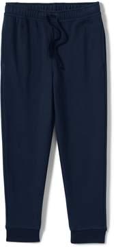 Lands' End Lands'end School Uniform Boys French Terry Jogger Pants
