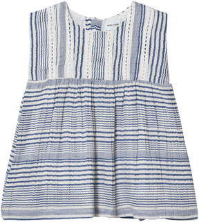 Mini A Ture True Navy Clementine Dress
