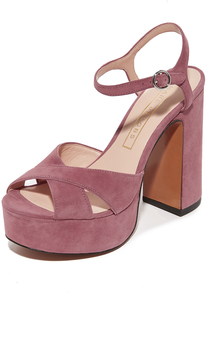 Marc Jacobs Lust Platform Sandals