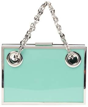 Sondra Roberts Resin Box Satchel