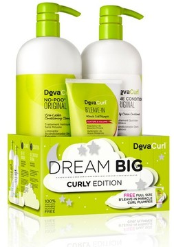 DevaCurl Dream Big Curly Edition Collection