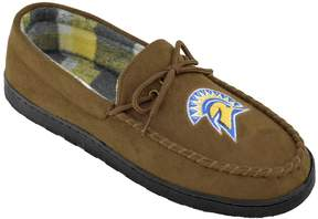 NCAA Men's San Jose State Spartans Microsuede Moccasins
