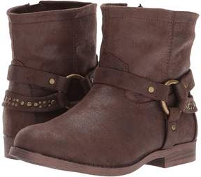 Frye Harness Strappy Kid's Shoes
