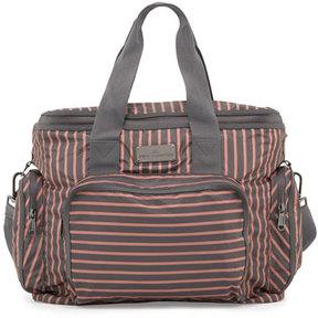 adidas by Stella McCartney Fashion Shape B Gym Bag, Multicolor/Granite