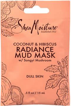 Shea Moisture Sheamoisture SheaMoisture Mud Mask Coconut Hibiscus