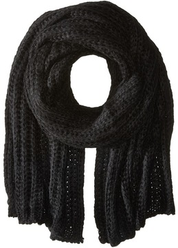 Hat Attack Rib Scarf