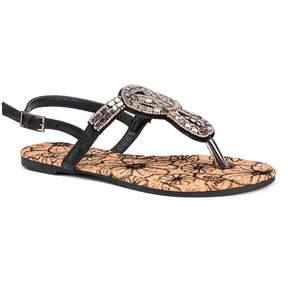Muk Luks Thalia Women's Sling-Back Sandals