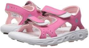 Columbia Kids Techsuntm Vent Girl's Shoes
