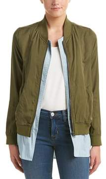Central Park West Bomber Jacket.