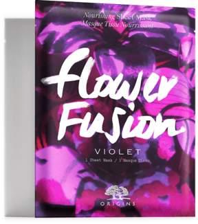 Flower FusionViolet Nourishing Sheet Mask