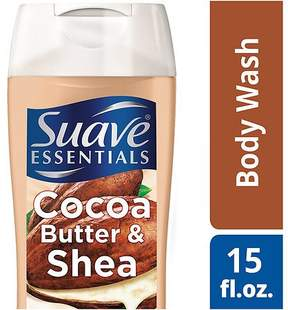 Suave Naturals Essentials Body Wash Cocoa & Shea