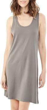 Alternative Apparel Effortless Cotton Modal Tank Dress