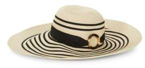 Lauren Ralph Lauren Striped Sun Hat