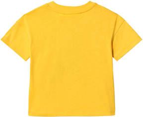 Mini Rodini Yellow Donkey T-Shirt