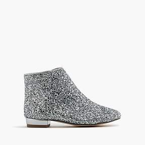 J.Crew Girls' glitter booties