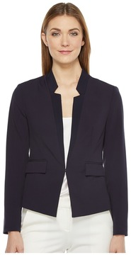 Ellen Tracy Inverted Rever Jacket Women's Jacket