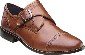 Nunn Bush Newton Cap-Toe Monk Strap (Men's)
