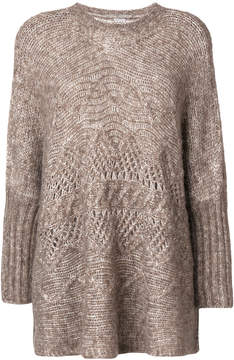 Ermanno Scervino loose fit jumper