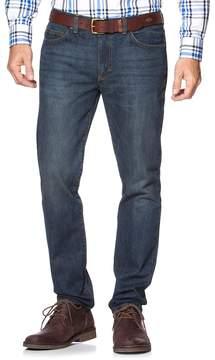 Chaps Men's 5-Pocket Slim Straight-Fit Jeans
